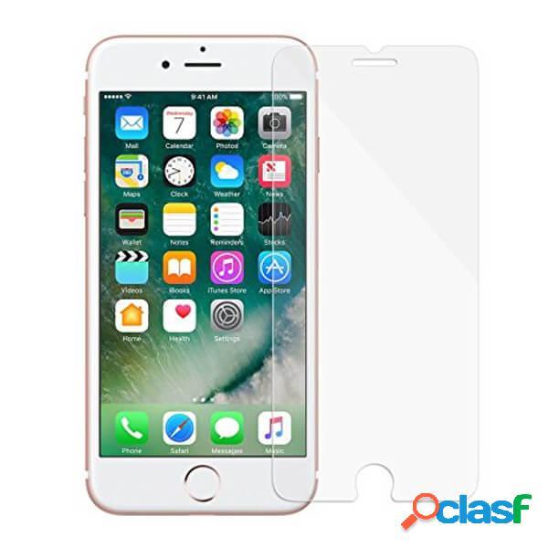 Verre trempé pour iphone 7 plus et iphone 8 plus