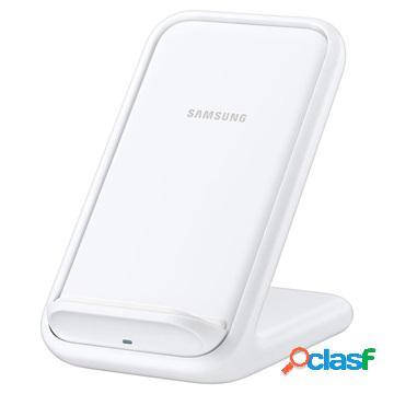 Chargeur sans fil samsung ep-n5200twegww - 15w - blanc