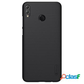 Coque huawei honor 8x max nillkin super frosted shield - noire