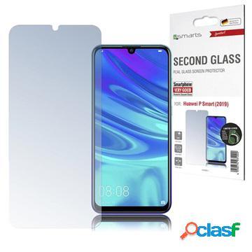 Protecteur d'ecran huawei p smart (2019) 4smarts second glass
