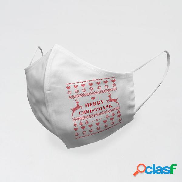 Masque en tissu adulte - 100% personnalisable - réveillon