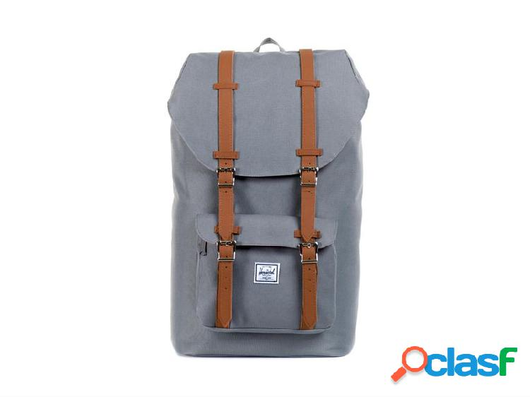 Herschel little america backpack classics, Gris