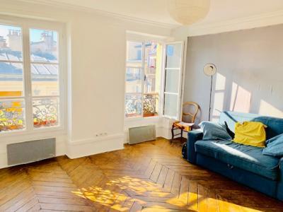 Appartement à vendre paris-18eme-arrondissement 2 pièces