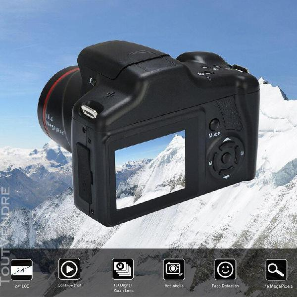 Caméscope hd 1080p portable appareil photo numérique 16x