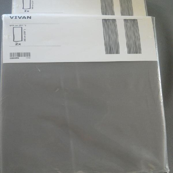 Paires de rideaux neuf/revente, toulon (83000)