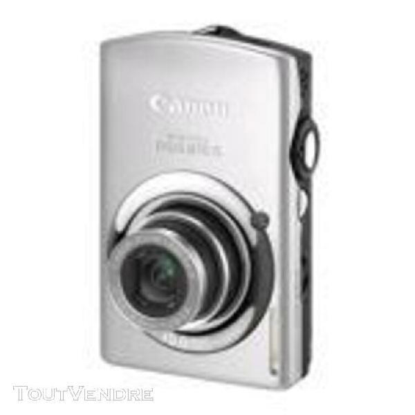 Appareil photo compact canon digital ixus 870 is argent comp