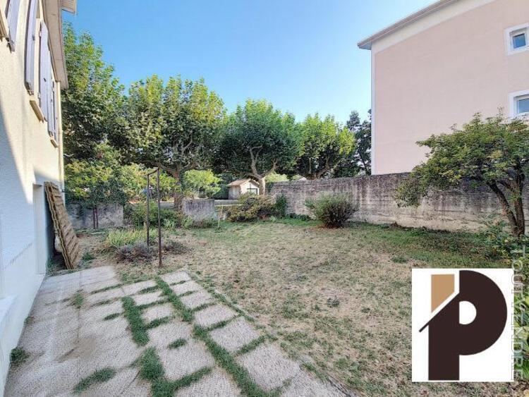 Appartement + jardin