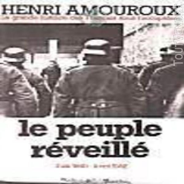 La grande histoire des francais sous l'occupation - tome 4,