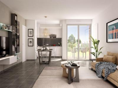 Programme immobilier neuf melun 43 m2 seine et marne