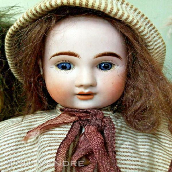 Rare moule ancienne poupée steiner phenix antique doll