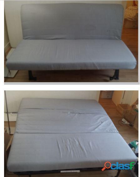 Canapé convertible 2 places super état ! hyper confort et pratique   à saisir!