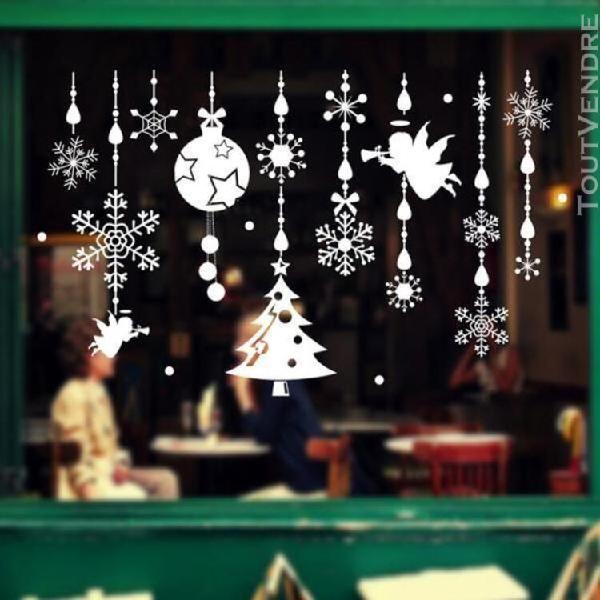 Noël ange décoration de noël salon chambre fenêtres