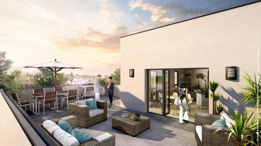 Programme immobilier neuf lyon-8eme-arrondissement 42 m2