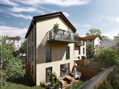 Programme immobilier neuf lyon-8eme-arrondissement 60 m2