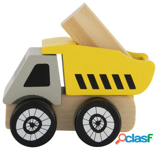 Hema camion bois mini 5.5x11x7.5