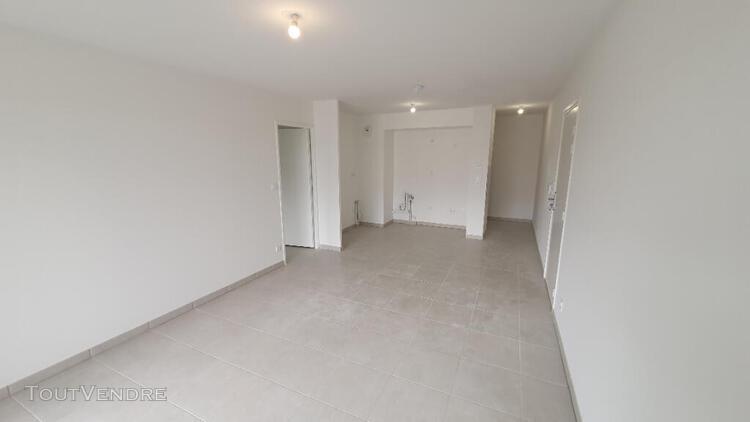 Appartement t4 de 74 m² avec une terrasse de 14m² et un