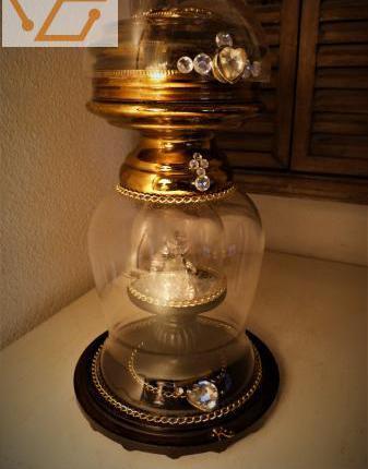 "Globe""victorian jewelry""steampunk"