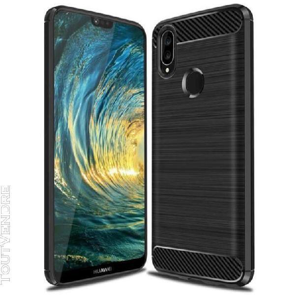 Huawei p20 lite coque - souple et slim silicone antichoc