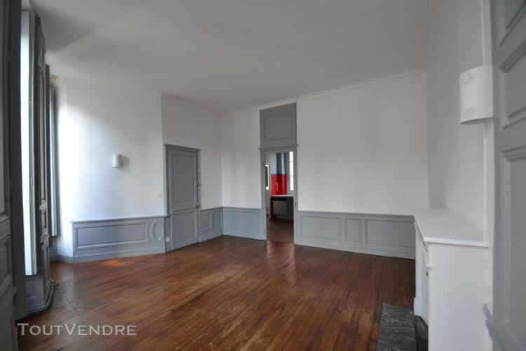 Hyper centre orléans, magnifique appartement de 5 pièce(s)