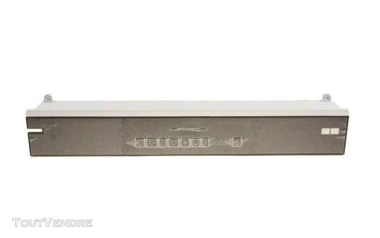 Panneau de commande complet gauche pour refrigerateur dometi