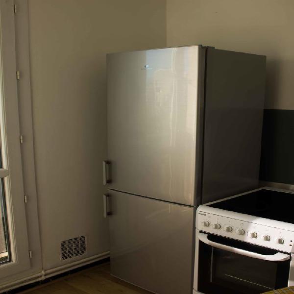 Réfrigérateur-congélateur continental edison de 288l