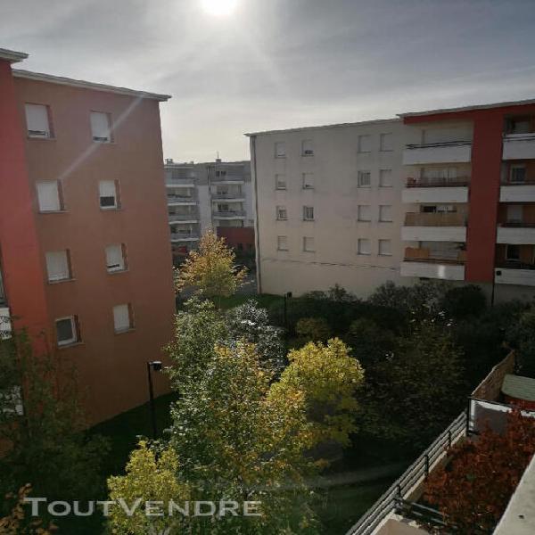 Seysses-bellefontaine - t2 ideal investiisement et emplaceme