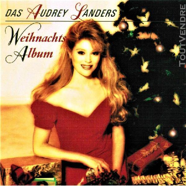 Audrey landers -album de noel en anglais & allemand/english
