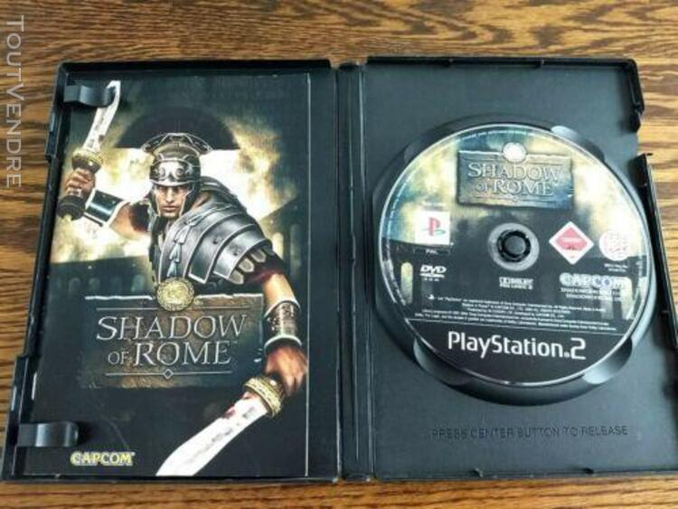 Shadow of rome - jeu ps2