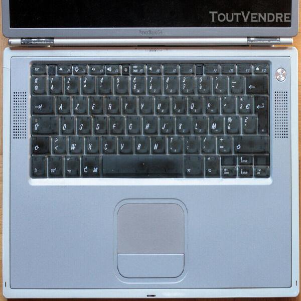 Vintage • apple macintosh • powerbook g4 400 mhz
