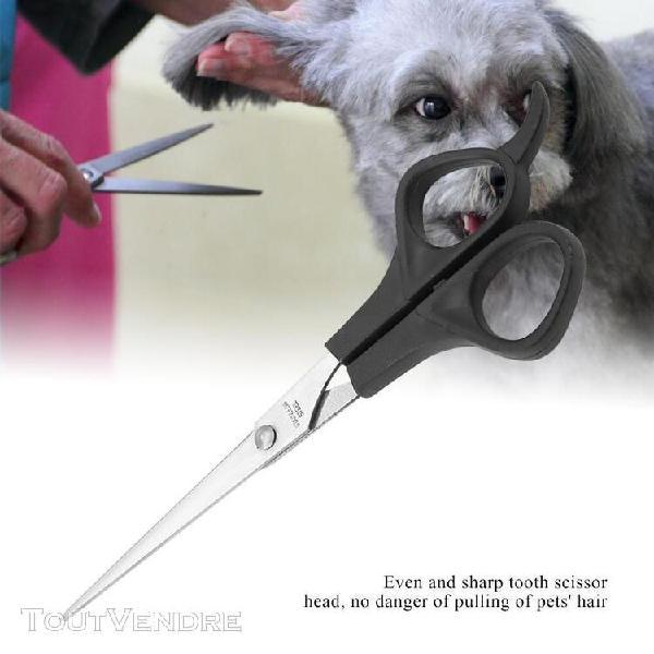 Animaux chien chat toilettage ciseaux de cheveux de coiffure