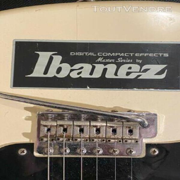 Guitare ibanez vintage roadstar series 2 (gaucher)