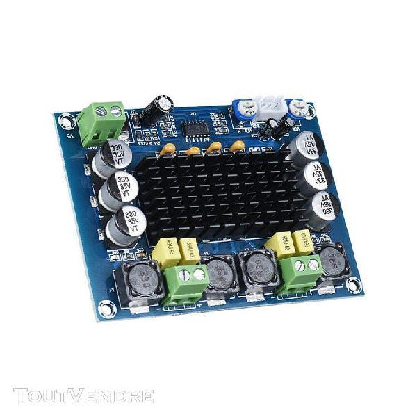 Module d'amplificateur de puissance audio ¿¿ double voie