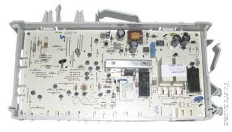 Module de controle 1000 trm pour lave linge whirlpool - 4812