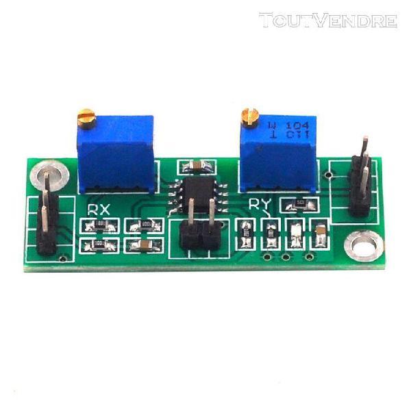 Module opérationnel lm358 amplificateur faible