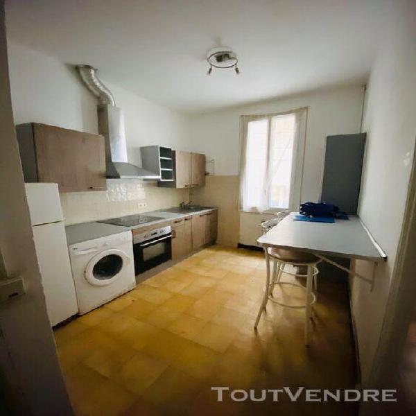 Appartement type 1 centre ville de la ciotat