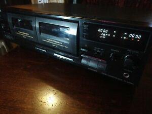 Platine double cassette