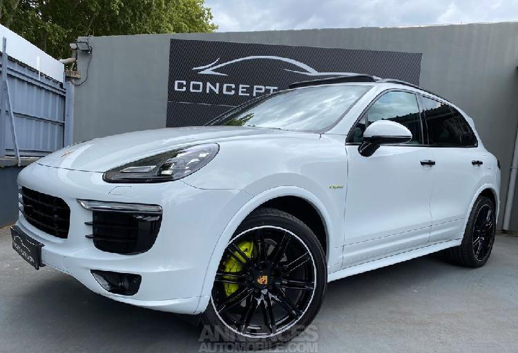 Porsche cayenne ii (2) 3.0 s e-hybrid platinum edition