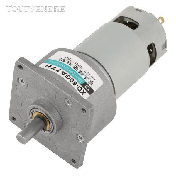 Vitesse du moteur à engrenages en métal micro dc 35w