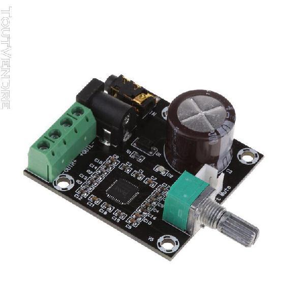 15wx2 pam8610 mini audio carte module d'amplificateur