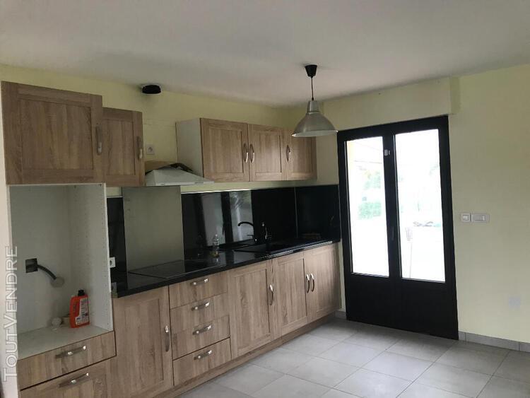 Maison t4 120 m²
