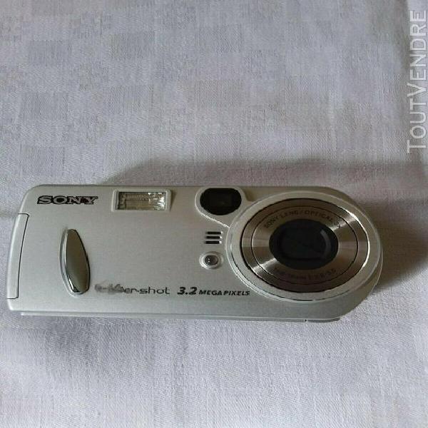 Sony cyber shot dsc p72-digital stil camera+mémory stick