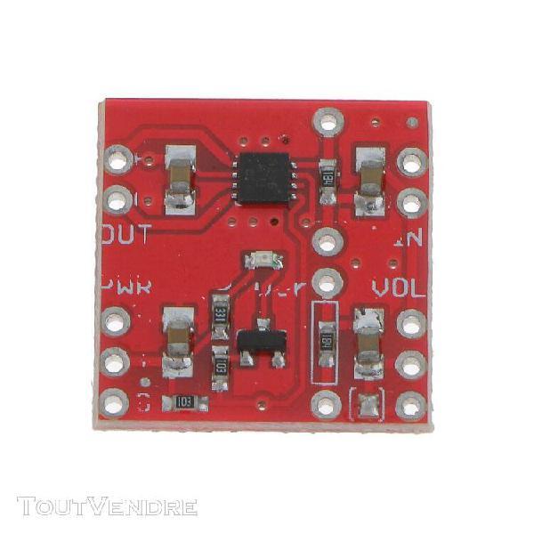 Tpa2005d1 module ampli audio mono platine de déploiement