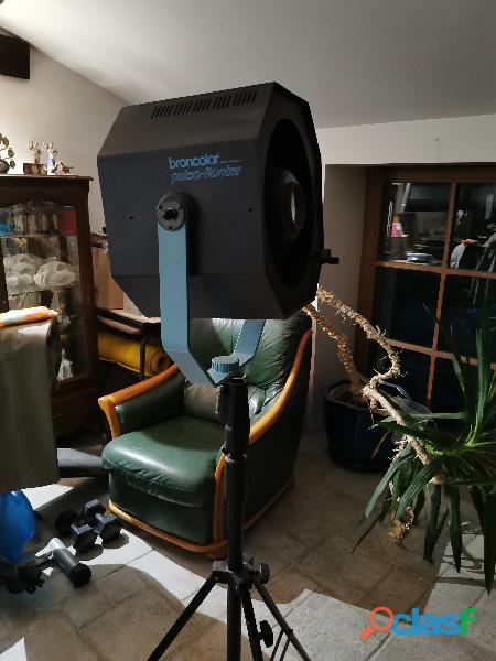 tete flash broncolor pulso flooter S 1