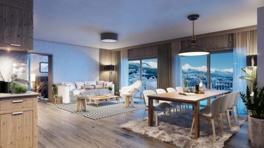 Appartement à vendre avanchers-valmorel 4 pièces 73 m2