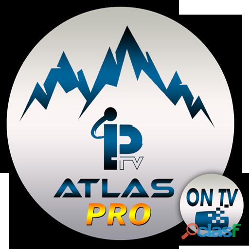 ATLAS PRO 12 MOIS OFFICIEL CODE(✔️IPT'V ✔️M3U