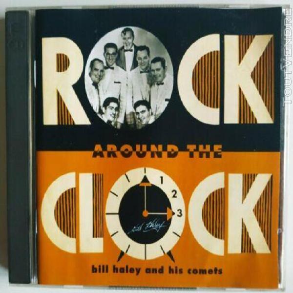 Cd rock around the clock 2 cd  en très bon état