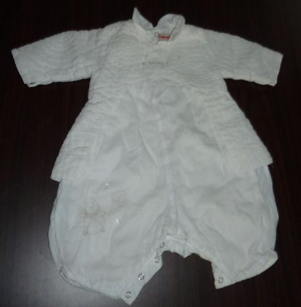 Super ensemble catimini bebe 1 mois combinaison naissance