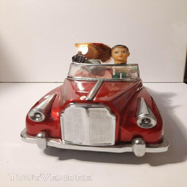 Voiture photographe en tôle me630 battery operated toy