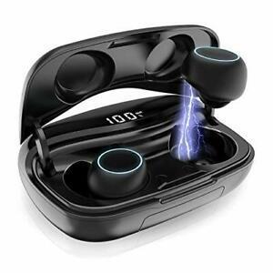 Iposible écouteurs bluetooth 5.0 écouteur sans fil 3500mah