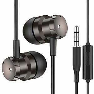 Losvick écouteurs intra-auriculaires, ecouteurs oreillettes